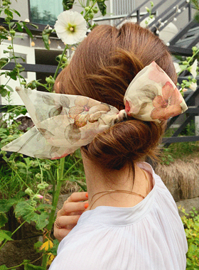 Esther bowknot gible hair band